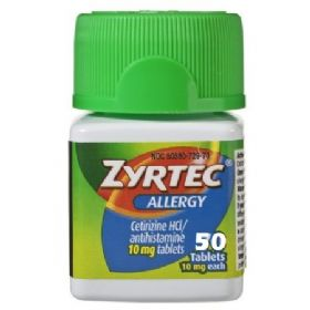 Zyrtec Allergy 10mg McNeil