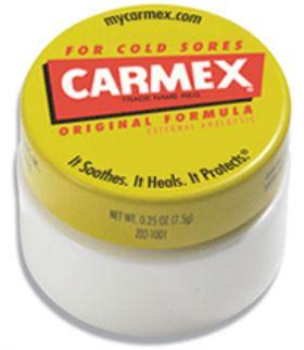 Carmex Moisturizing Lip Balm Jar