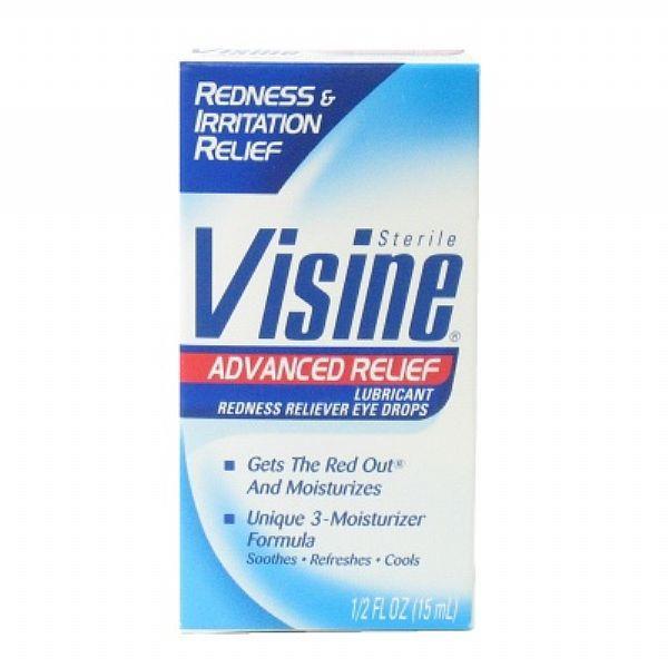 Buy Visine Advanced